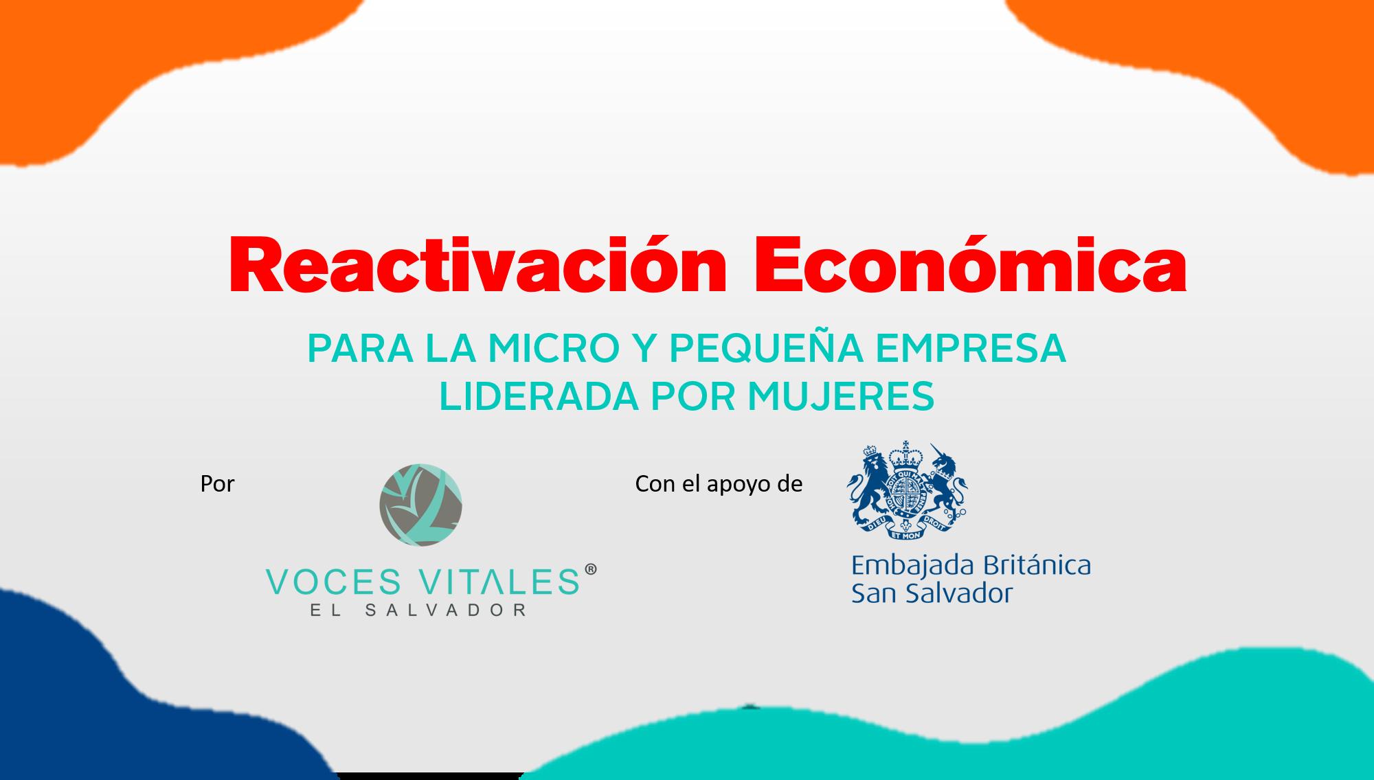 Reactivación Económica: Módulo 3. Planificacion Financiera.
